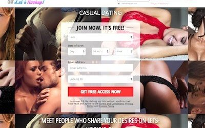 Lets-hookup.ca – Fun and Exciting Hook-Up Site Perfect for You