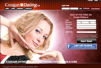 Cougar-Dating.ca – The Leading Cougar Dating Service