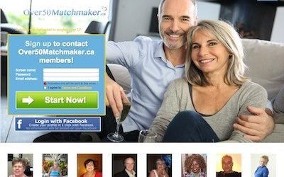 Over50Matchmaker.ca – Could be Ideal for You