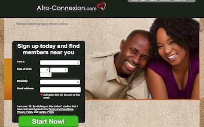 Afro-connexion.com – Where black singles meet