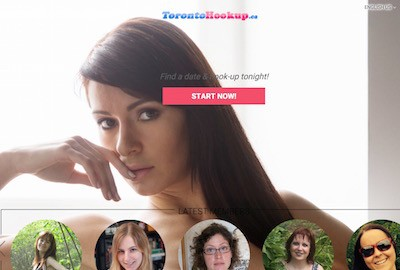 Flirt and Date on TorontoHookup.ca