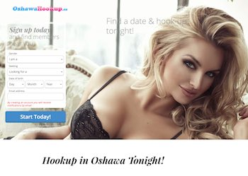Looking for some Casual Sex in Oshawa? Try OshawaHookup.ca
