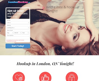 LondonHookup.ca – If You Register, You Know What You're in For…