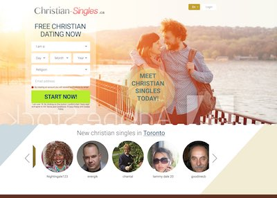 Meet Christian singles who share your values on Christian-Singles.ca