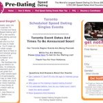 Get Yourself a Fast Date with Pre-Dating.com [Review]
